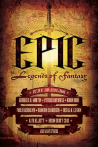 Epic edited by John Joseph Adams