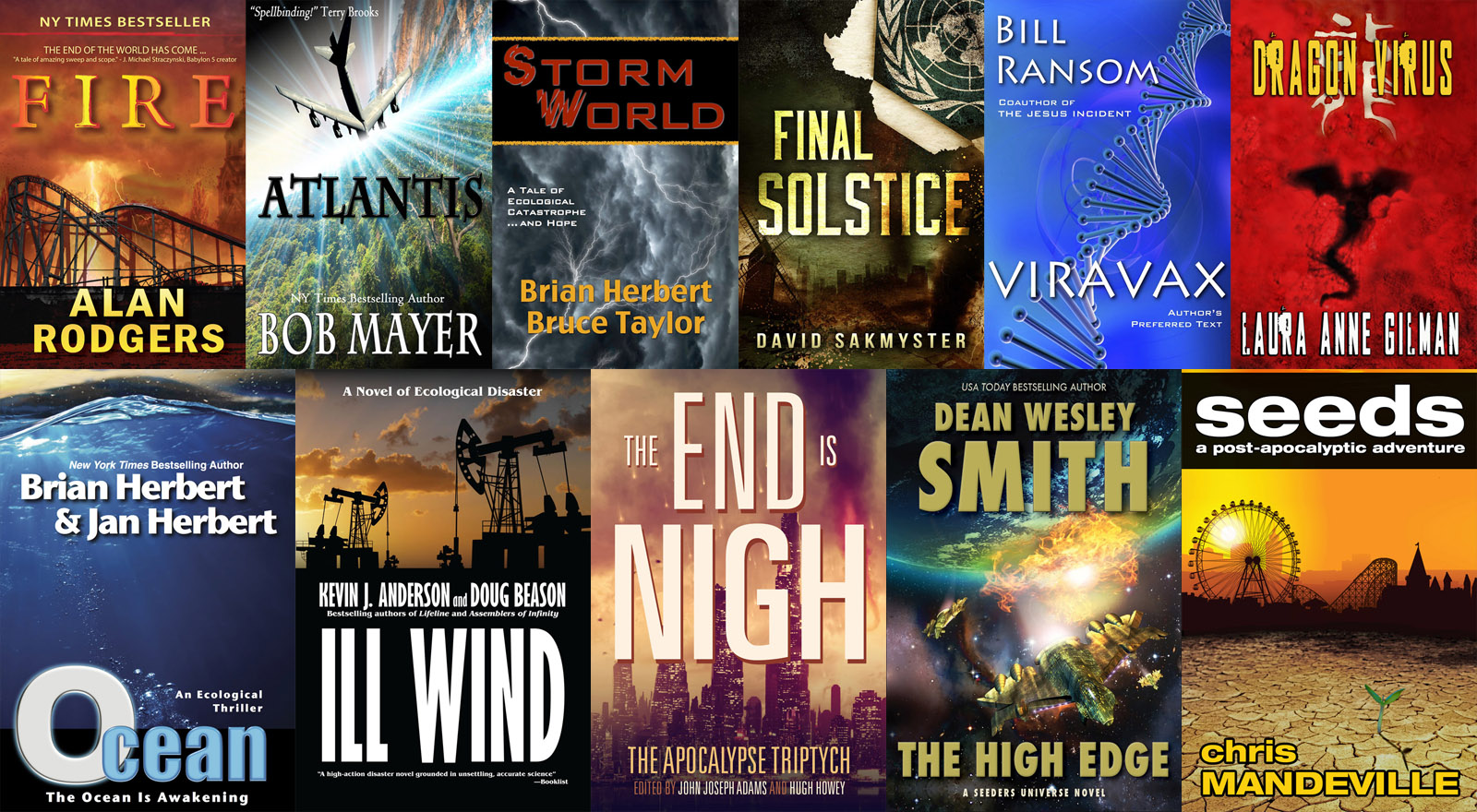 StoryBundle - Disaster Bundle