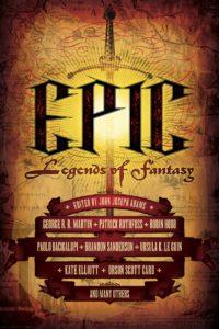 Epic edited by John Joseph Adams